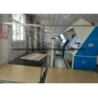 Professional Custom Fabric Measuring Machine Max 480mm Winding Dia for sale