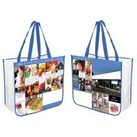 China OEM Recycled Non Woven Laminated Bags , PP Non-Woven Shopping Bag wholesale