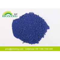 China Good Fluidity Bakelite Moulding Powder Blue Granule Good Flow  For Injection Handles wholesale