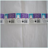 China Self-Adhesive Sales Price Label Stickers / Tags Retail Store Supplies wholesale