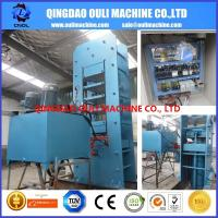 China XLB-D 1000*1000 Rubber tile vulcanizing press / rubber vulcanizing machine on sale