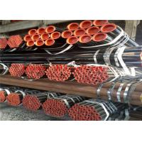 China B392 EN P235GH Square Seamless Steel Pipe , Nominal Bore NB Sizes CS Seamless Pipe wholesale