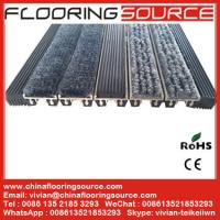 Quality Entrance Flooring Aluminum Matting for high traffic heavy duty use for sale