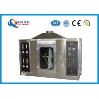 China SUS 304 Flame Test Apparatus For Paper Plasterboard Fire Stability Combustion wholesale