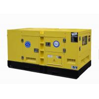 China Super Quiet Diesel Engine Generator Set With Base Fuel Tank , Tension Stringing Equipment wholesale