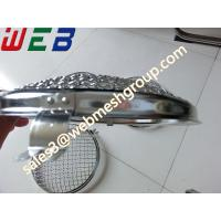 China VW(Volkswagen) Stainless Steel Headlamp Stone Guards wholesale