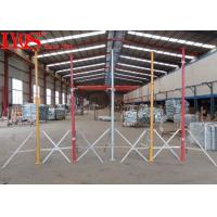 China Temporary Steel Shoring Posts For Building Repair , Adjustable Acrow Props wholesale