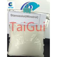 China Stanozolol Winstrol Natural White Crystalline Oral Anabolic Steroids Powder Cutting Cycle Steroids wholesale