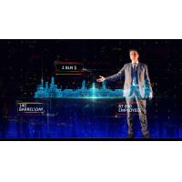 Quality Pepper's Ghost Holographic Projection System Hologram 3D Display For Event for sale