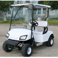 China 3000W Electric Vintage Cars 2 Seats / Tourist Electric Golf Buggy wholesale