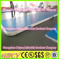 China Commercial Inflatable Tumbling Air Mat Gymnastic Air Floor wholesale