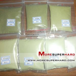China super abrasive indsutrial synthetic diamond powder  Cocoa@moresuperhard.com on sale