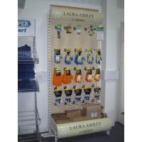 Buy cheap Retail hardware display / One side slatwall display stand rack for gloves from wholesalers