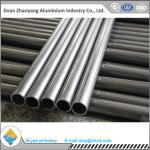China Round Aluminum Extrusion Tube Powder Coated / Anodizing / Polishing Aluminium Pipe wholesale