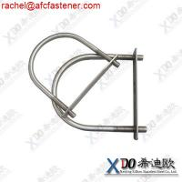 China stainless steel u bolts Inconel625 wholesale