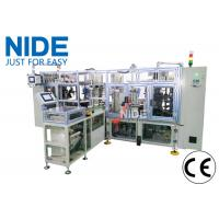 China High effeciency fully automatic four working stations stator coil lacing machine wholesale