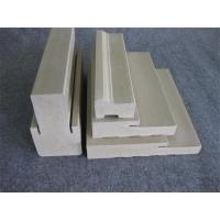 China High Density PVC Moulding Profiles For Door Window Frame Protection wholesale