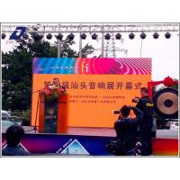 Quality Small P6.4 Cree SMD 3528 Led Screen Rental Customer Use Case for sale