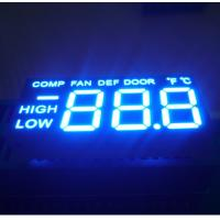 "China 0.5 "" Triple Digit LED Segment Display Low Power Consumption For Refrigerator Control wholesale"