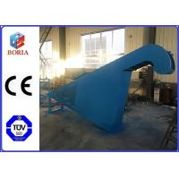 Customized Belt Type Bucket Elevator Conveyor 9.5 M/Min Hoist Speed