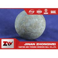 China Forging Steel Grinding Balls For Mining and Cement Plant , Ball Mill Grinding Media wholesale