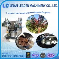 Buy cheap Multi-functional wide output range  standard high grade commerial coffee roaster from wholesalers
