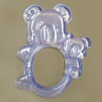China Baby Teether, Made of 100% Food Grade Silicone wholesale