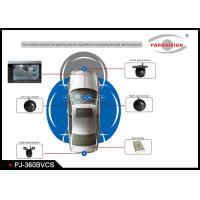 China 360 Degree Multi View Camera System 4 Way Video Recording And Playback wholesale