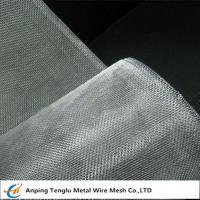 China Stainless Steel Window Screen|3~200mesh Wire Mesh to Prevent Insects and Fly wholesale