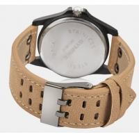 Quality Wholesale Oem  Synoke Men PU Band Watwerproof 30m Casual Quartz Wrist Watches 	3610 for sale