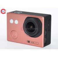 China LED 24fps 170 Wide Angle Action Camera ,  Wireless Security Cameras WIFI Car DVR on sale