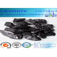 China CAS 7782-42-5 Foundry Carbon Graphite Chemistry Black Solid C24X12 wholesale