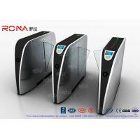 China Electronic Flap Barrier Gate Portable Temporary Road Retractable Security Gate Barrier wholesale
