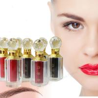 Wholesale The Crystal bottle original eyebrow/eyeline/lips micro permanent makeup pigment tattoo ink from china suppliers
