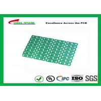 China Aluminum PCB Green Solder Mask PCB , Lead Free HASL Elevator PCB wholesale