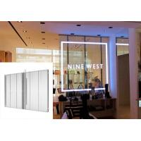 Quality Indoor Fixed Transparency LED Display Glass Wall IP30 With 480*320 LED Module for sale