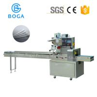 China Multi Function Pillow Wrapping Machine For Electric Medical Products Dropper wholesale