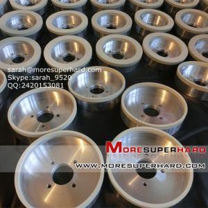 China Diamond grinding wheel for carbide tools  sarah@moresuperhard.com wholesale