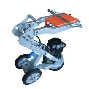 China Industrial Small Concrete Floor Grinder Machine For Epoxy Floor Garage Floor Grinding wholesale