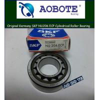 China Double Rows Tapered Roller Bearings 2RS , SKF NU206 ECP Radial Axial Bearing wholesale