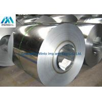 China Regular Spangle Aluminium Coated Steel Zinc Coil For Construction / Auto Parts wholesale