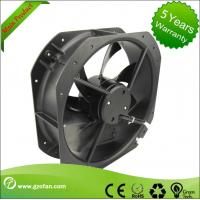 China Ball Bearing DC Axial Exhaust Fan Blower / Electronic Computer Cooling Fans wholesale