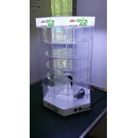 China Advertising table top Acrylic Display Stands with hooks 120*2200*200mm on sale