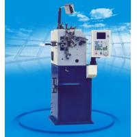 China Computerized Universal CNC Spring Coiling Machine Multi - Axis  3 - Phase 220V wholesale