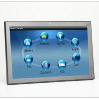 China Onwall mountable 10 inch touch screen tablet with speaker tunnel POE for SIP intercom on sale