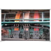 China Copper Strip Continuous Upward Casting Machine 280 kwh/t Power Consumption on sale