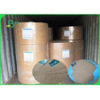 Buy cheap FSC Approved 70GSM 80GSM Brown Sack Kraft Paper Pure Color For Packing from wholesalers