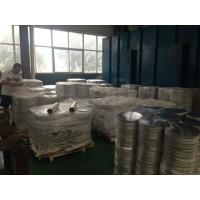 China Utensils Alloy Round 3003 Aluminum Disc Silvery Surface OD 120mm - 1300mm wholesale