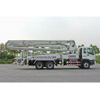 China 6x4 Mobile Concrete Pump Truck with Germany Rexroth Hydraulic System 37m 360HP wholesale