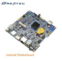 China R3188 Nano ITX Motherboard , HDMI LVDS Display Android Tablet Motherboard wholesale